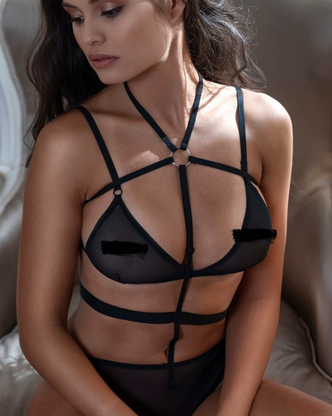 patricia // body harness