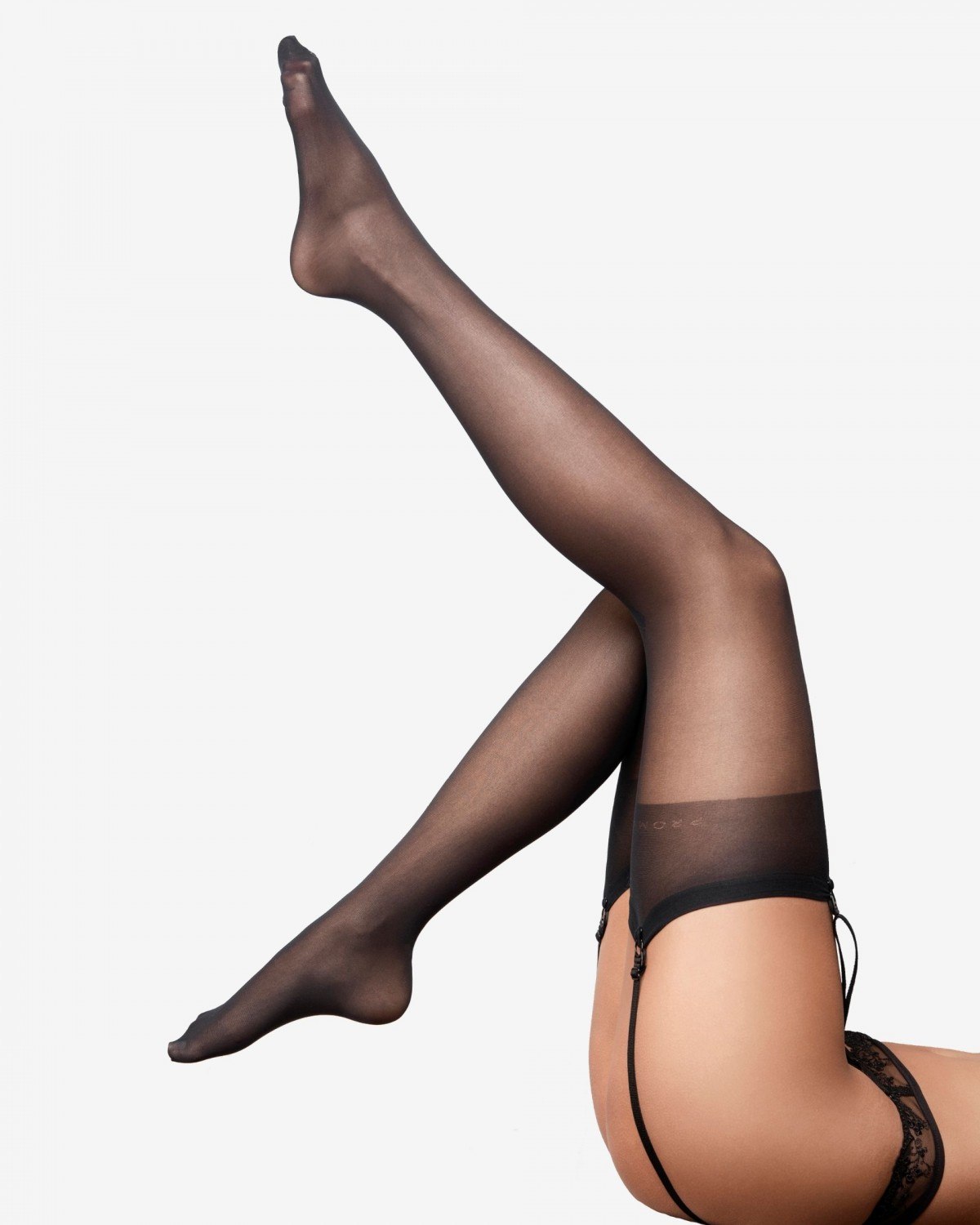 irina //  black stockings